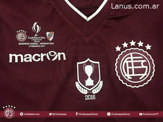 Camiseta SuperCopa